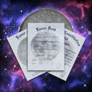 moon deed, lunar deed, lunar embassy