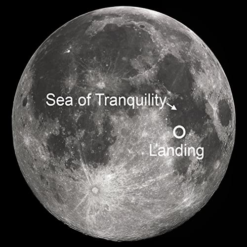 Sea of Tranquility Lunar Property