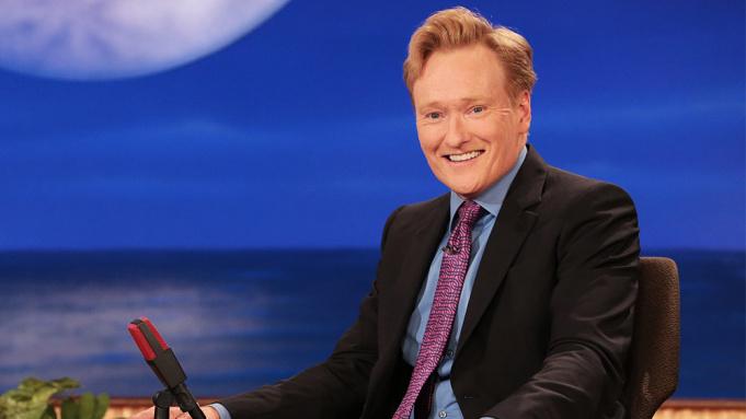 Dennis Hope on Conan Late Show 2003